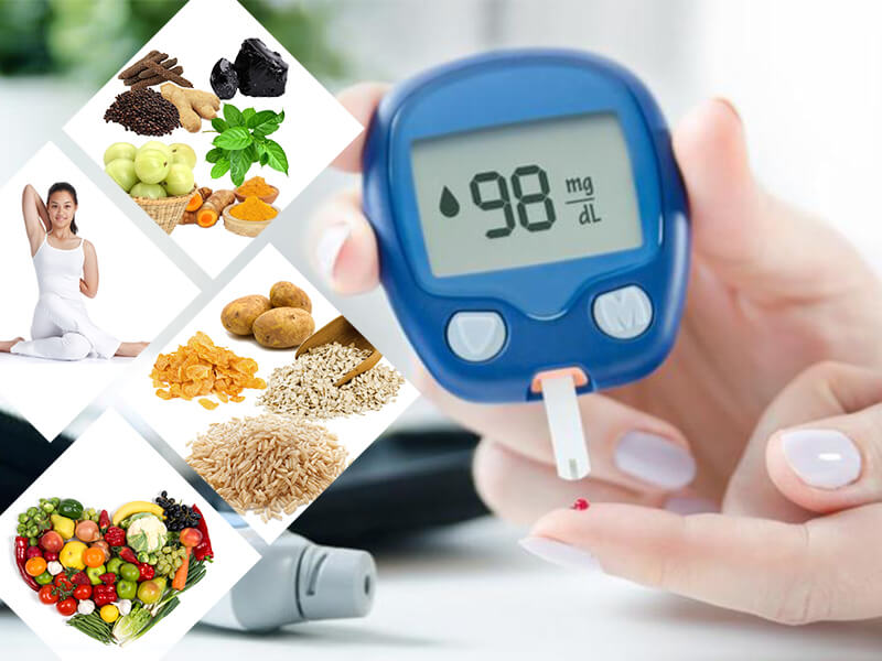 Controls Blood Sugar Levels